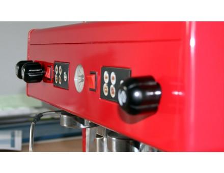 celopolep - červená fólia - detail ovládacieho panelu